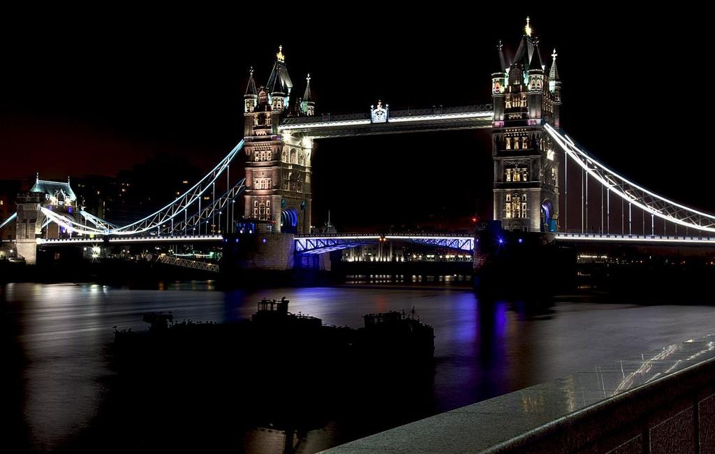 Tower Bridge - London UK by netkonnexion