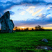 Day 131 - Sarsen at Sunset by snaggy