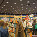 Attendees in the Exhibit Hall