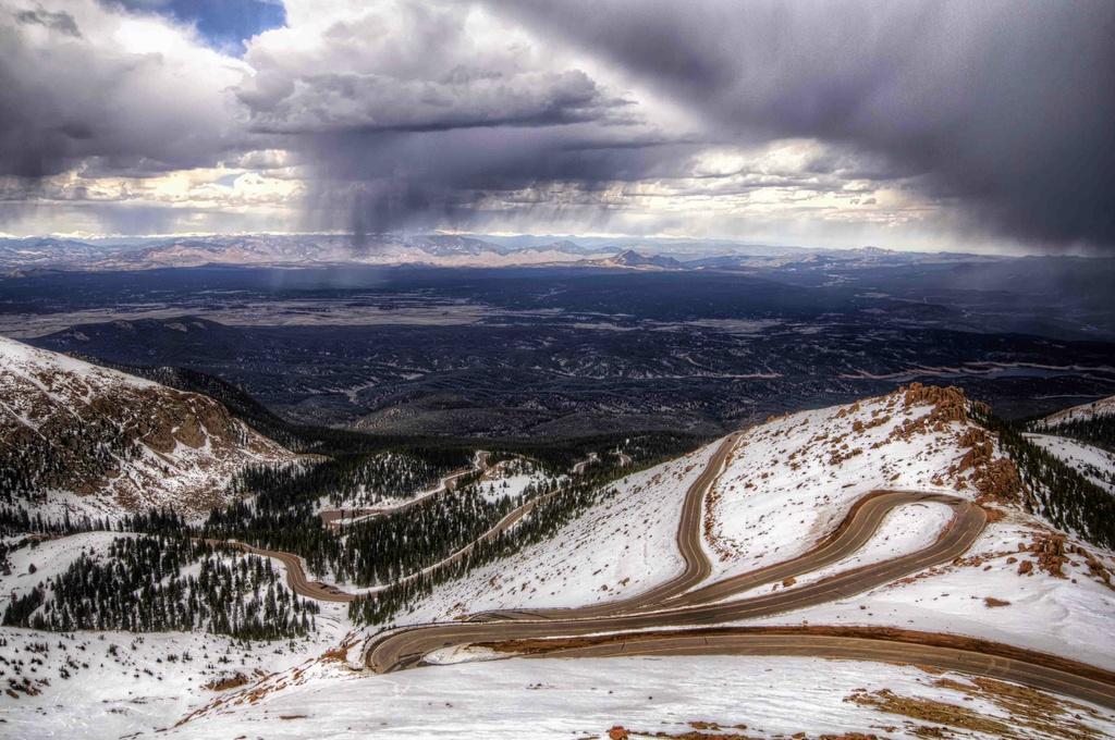 Pikes Peak Highway by exposure4u
