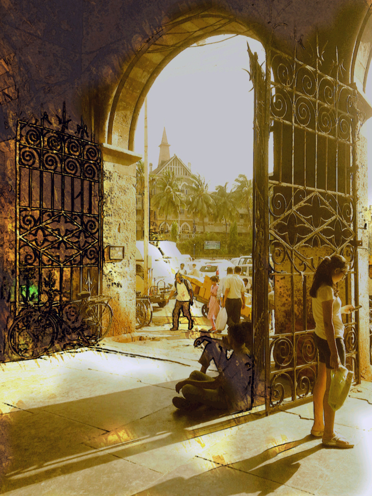 The Gate by amrita21