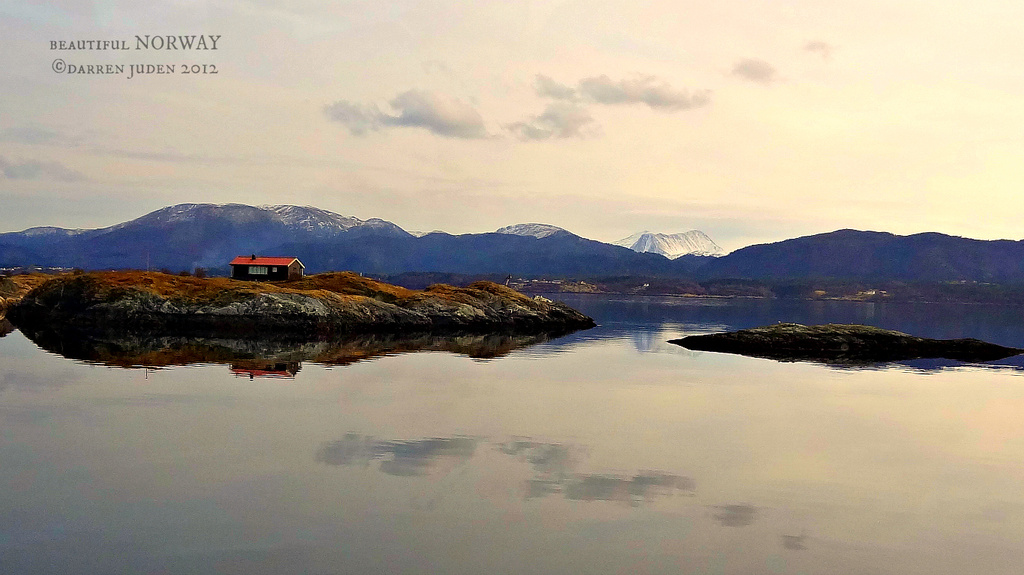 Norway - Day 6: Scenic. by darrenboyj