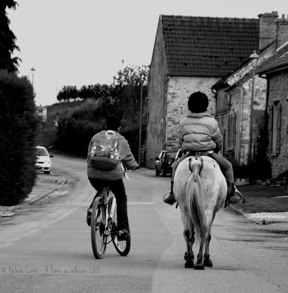 Going back home by parisouailleurs