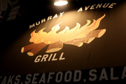 3rd May 2013 - Murray Ave Grill
