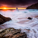 Gray Whale Cove by abirkill