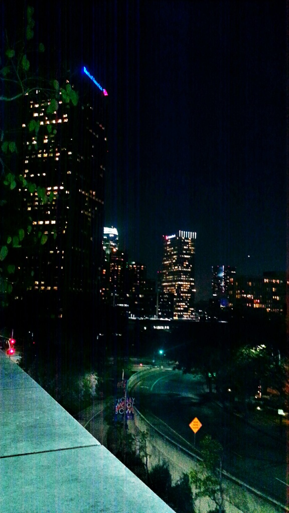 Downtown L.A. by bambilee