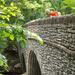 The Girl on the Fairy Tale Bridge by alophoto