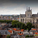 St. John's Cathedral (Sint-Janskathedraal) of 's-Hertogenbosch, Holland.  by ivan