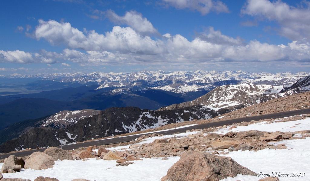 Top of Mount Evans by lynne5477
