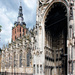 Another view of St Johns Cathedral, s'Hertogenbosch, Holland by ivan