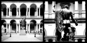 2nd Jun 2013 - Brera National Art Gallery (Pinacoteca di Brera), Milan- diptych