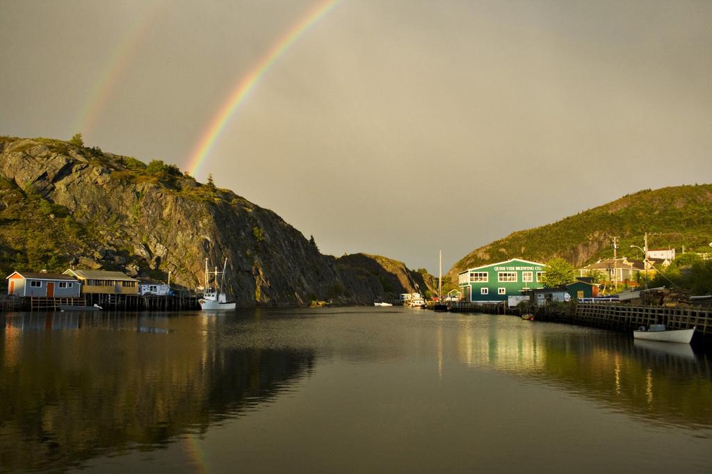 Quidi Vidi Rainbow by pdulis