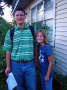 23rd Aug 2010 - First Day of School