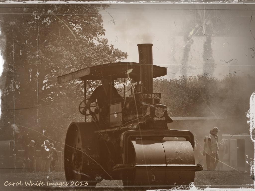 Steaming On by carolmw
