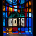 Stained Glass Window by ivan