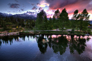 19th Jun 2013 - Sunset in Breck