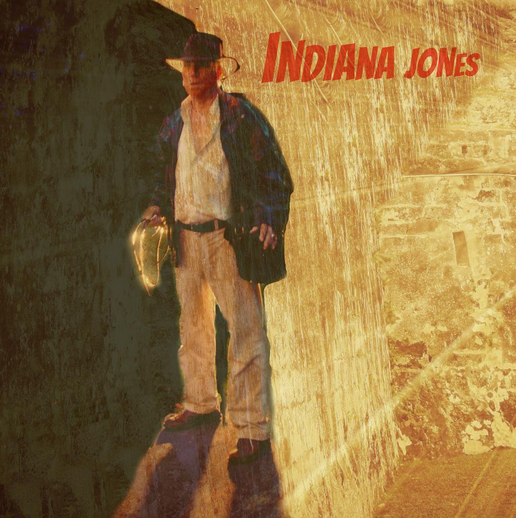 Indiana Jones by myhrhelper