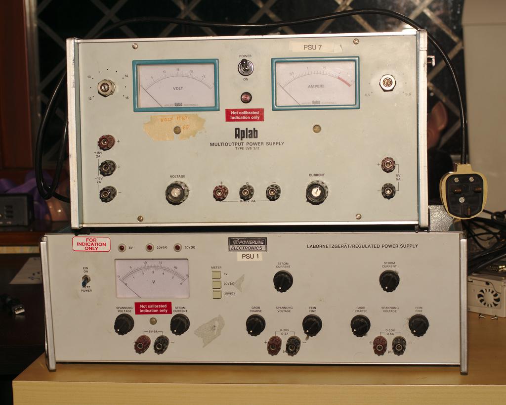 Power supplies by darkhorse