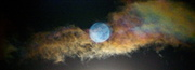 13th Aug 2013 - Supernova (Blue moon)