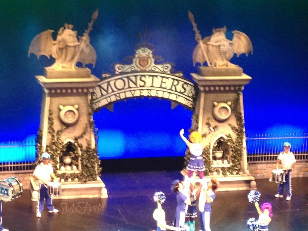 Monsters University! by msfyste