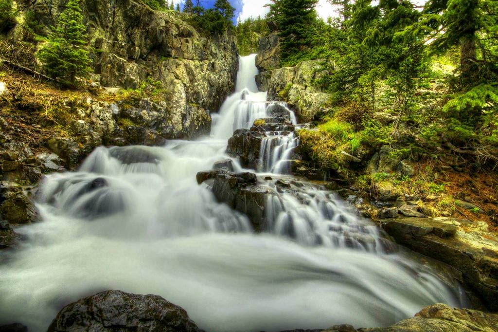 Spruce Creek Trail by exposure4u