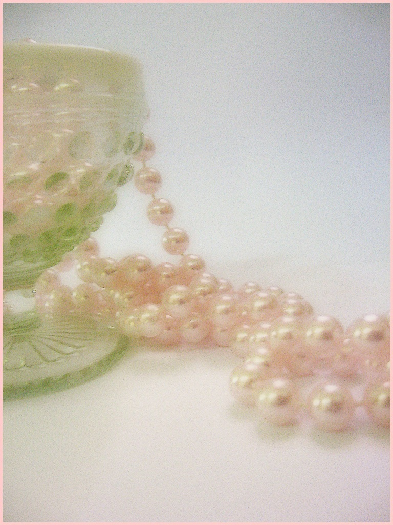 Moonstone and Pearls by olivetreeann