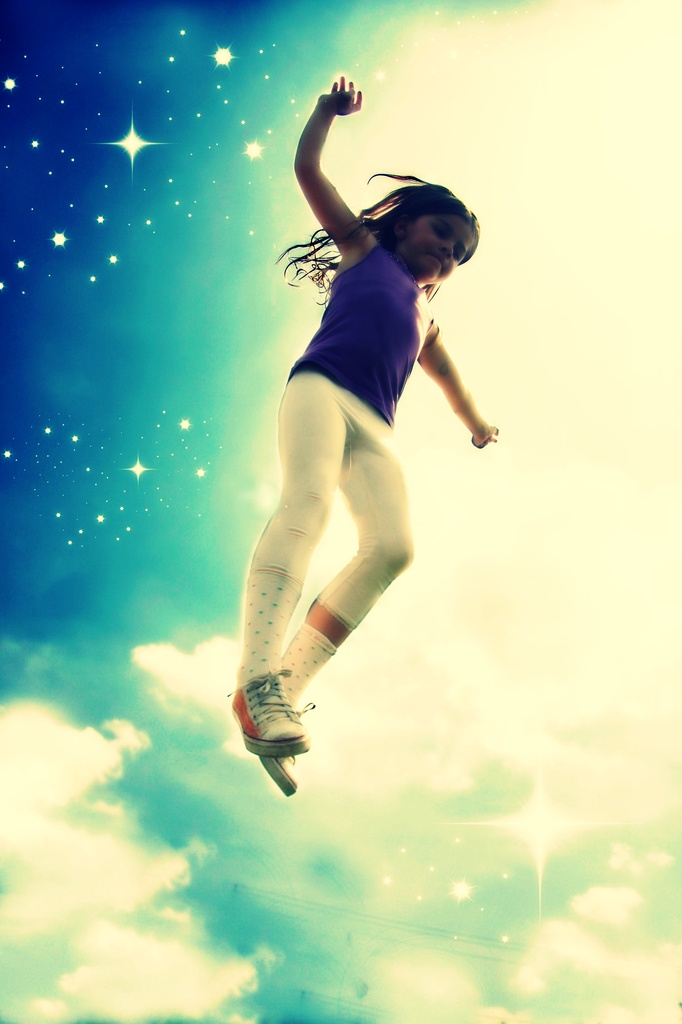 I believe I can fly by edie