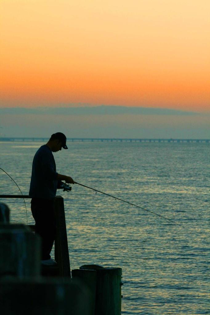 Fisherman by pdulis
