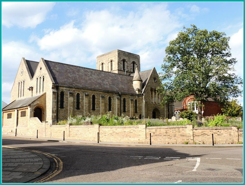 St Cuthbert's Church by rosiekind