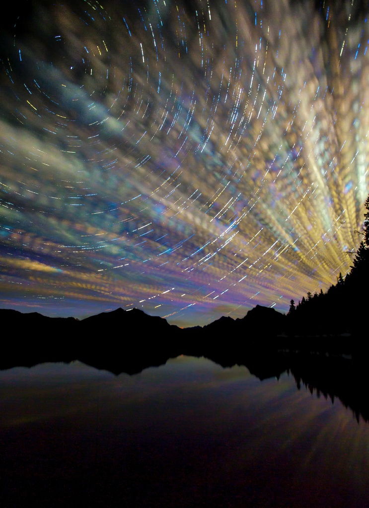Montana Skies by grizzlysghost