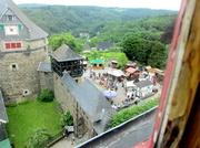 1st Jul 2013 - View into the court yard Schloss Burg