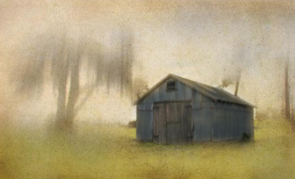 Old Barn by rustymonkey