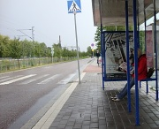 25th Aug 2010 - 365-Bus stop DSC05174