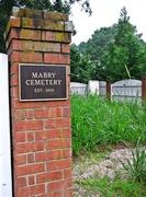 5th Jul 2013 - Mabry Cemetery  Established 1859