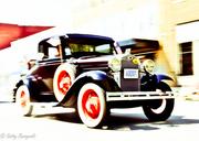 3rd Jul 2013 - Retro Car