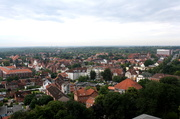6th Jul 2013 - View over the city of Luneburg