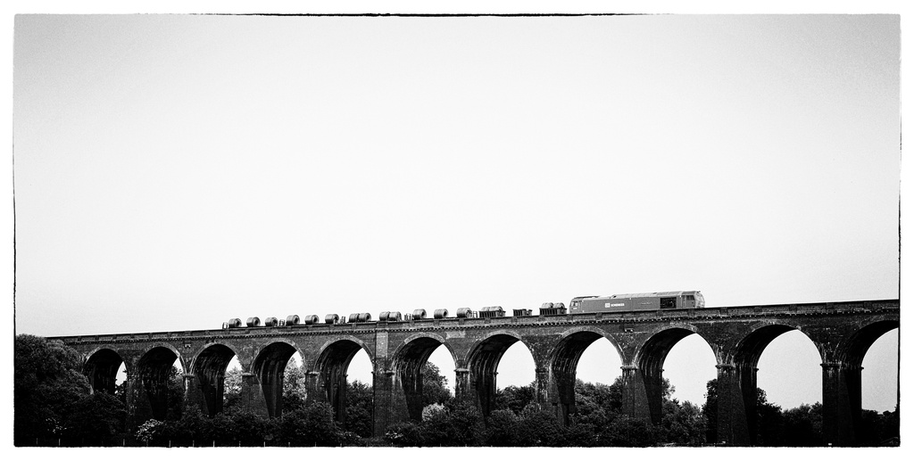 Harringworth Viaduct ~ 3 by seanoneill