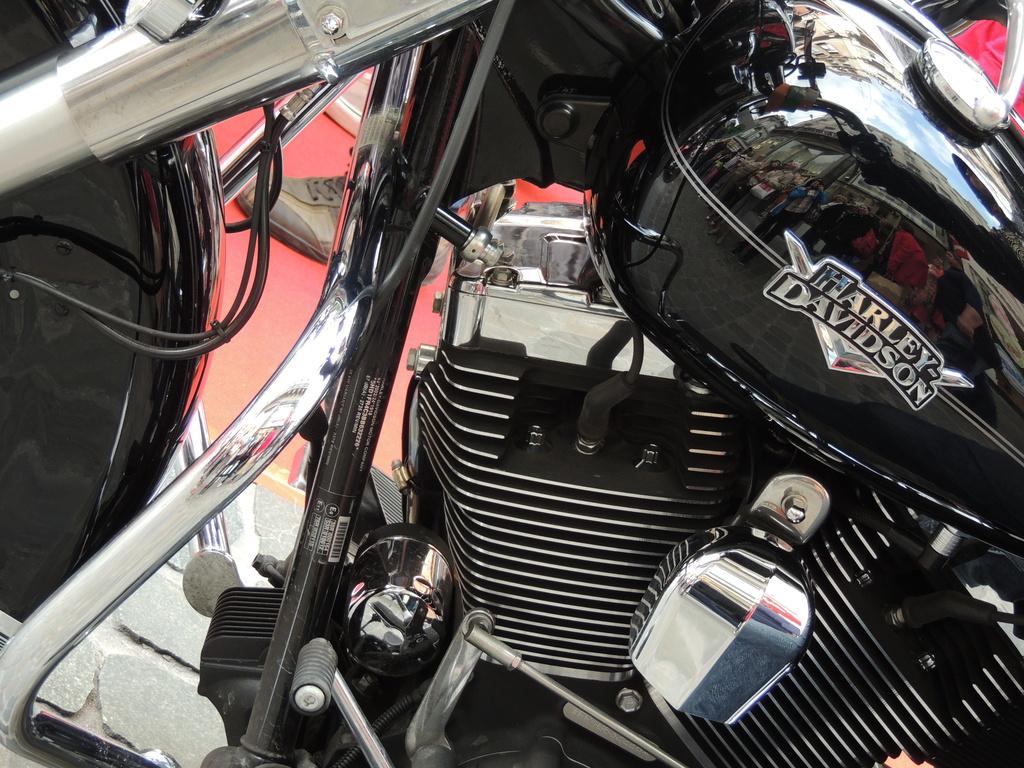 Harley Davidson by bizziebeeme