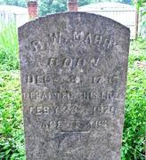 8th Jul 2013 - R.W. Mabry 1795 - 1870