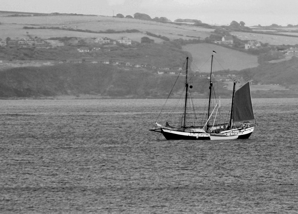 At Anchor In The Bay by netkonnexion