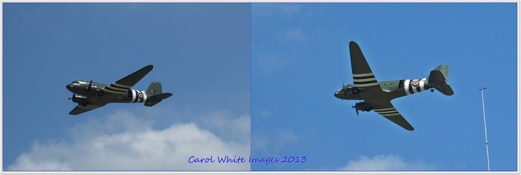 Dakota Flypast by carolmw