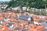 10th Jul 2013 - Heidelberg with the river Neckar