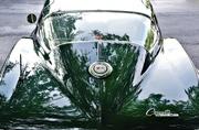 13th Jul 2013 - Reflecting upon a Corvette