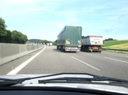 12th Jul 2013 - More truck that=n cars.