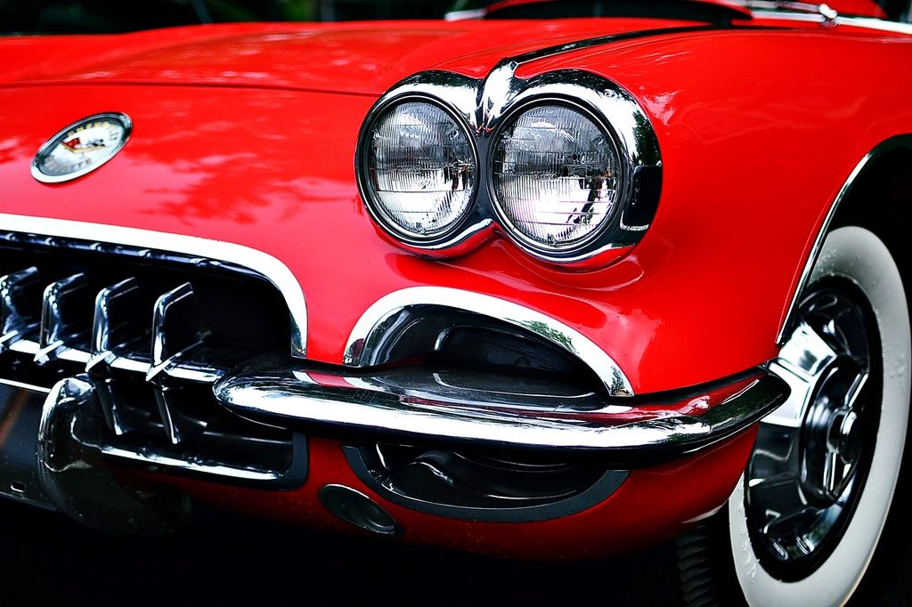 1959 Corvette  by soboy5