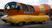 15th Jul 2013 - Oscar Mayer Car