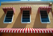 28th Aug 2010 - Red Awnings