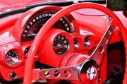 17th Jul 2013 - 1958 Corvette interior