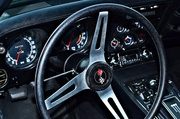 18th Jul 2013 - 1973 Corvette Stingray interior
