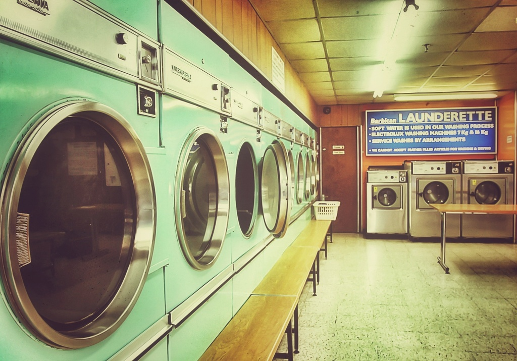 My Beautiful Launderette .... by streats